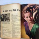 Jeanne Crain - Screen Romances Magazine Pictorial [United States] (July 1945) - 454 x 340