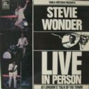 Stevie Wonder - 'Live' At The Talk Of The Town