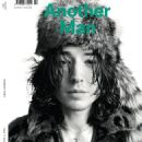 Ezra Miller - Another Man Magazine Cover [United Kingdom] (Autumn/Winter 2013]
