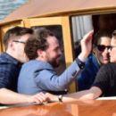 Nicholas Hoult-September 5, 2015-72nd Venice Film Festival - Arrivals