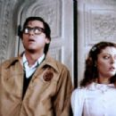 Susan Sarandon as Janet and Barry Bostwick as Brad in Rocky Horror Picture Show (1975)