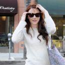 Bryce Howard - Leaving Anastasia Salon In Beverly Hills, 2010-03-03