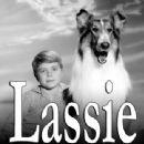Jon Provost & Lassie - 454 x 340