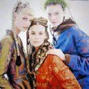 Linda, Niki and Shalom