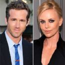 Charlize Theron and Ryan Reynolds