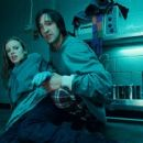 (L-r) SARAH POLLEY as Elsa Kast and ADRIEN BRODY as Clive Nicoli in Warner Bros. Pictures' and Dark Castle Entertainment's science fiction thriller 'SPLICE,' a Warner Bros. Pictures release. Photo courtesy of Warner Bros. Pictures