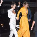 Gigi and Bella Hadid – Out in NYC
