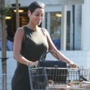 Nicole Murphy – Shopping Candids at Bristol Farms In Beverly Hills - 454 x 700