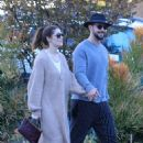 Ashley Greene and Paul Khoury – Shopping in West Hollywood