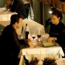 Olivia and Jason's Italian dinner date