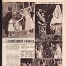 Grace Kelly - Mein Film Magazine Pictorial [Austria] (27 April 1956)