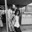 Peter Grant and Jimmy Page