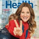 Drew Barrymore - Health Magazine Cover [United States] (February 2021)