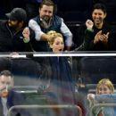 Jennifer Lawrence – New York Rangers v Buffalo Sabres NHL Hockey Game in NY - 454 x 436