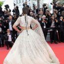 Sonam Kapoor :  'Blackkklansman' Red Carpet Arrivals - The 71st Annual Cannes Film Festival - 452 x 600
