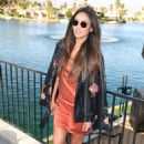 Shay Mitchell – Delta Air Lines & Cannabinoid Water Event in LA - 454 x 681