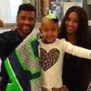 Ciara and Russell Wilson - 454 x 284