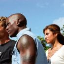 Paul Walker, Tyrese Gibson and Eva Mendes in Universal's 2 Fast 2 Furious - 2003