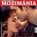 Robert Pattinson, Kristen Stewart - Mozimania Magazine Cover [Hungary] (November 2011)