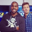 Kanye West smiles................Who really cares!!!!!