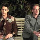 Colin Farrell and Dallas Roberts in A Home at the End of the World - 2004