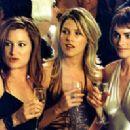 (Left to Right) Kathryn Hahn, Ali Larter, and Amanda Peet.