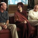 (L-r) Don Lake, Deborah Theaker and Bob Balaban in Castle Rock Entertainments documentary-style comedy 'A Mighty Wind,' distributed by Warner Bros. Pictures. - 454 x 307