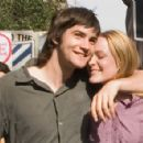 Jim Sturgess as Jude and Evan Rachel Wood as Lucy in the scene of Across the Universe