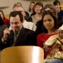 Mr. Welch (Curtis Armstrong) and Keisha (Erica Hubbard) in AKEELAH AND THE BEE. Photo credit: Saeed Adyani