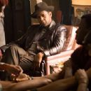 Denzel Washington as Frank Lucas in the scene from Universal Pictures' American Gangster.
