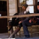 """(L-r) VIGGO MORTENSEN stars as Everett Hitch and ED HARRIS stars as Virgil Cole in New Line Cinema's Western """"Appaloosa,"""" also starring Renée Zellweger and Jeremy Irons.  The film is distributed by Warner Bros. Pictures. Photo by Lorey S"""