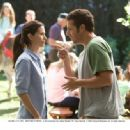 Courteney Cox, Adam Sandler. Ph: Tracy Bennett © 2008 Disney Enterprises, Inc. All rights reserved.