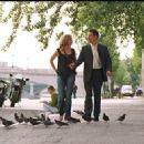 Julie Delpy and Ethan Hawke in Before Sunset - 2004