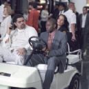Heavy D, Omar Epps and Janeane Garofalo in Touchstone's Big Trouble - 2002