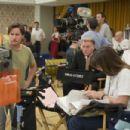 Emilio Estevez on set of his film BOBBY. Photo by: ©The Weinstein Company, 2006/Sam Emerson