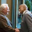 Anthony Hopkins and Harry Belafonte in Emilio Estevez's BOBBY. Photo by:   ©The Weinstein Company, 2006/Sam Emerson