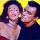 Yvonne De Carlo and John Ireland