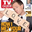 Neil Patrick Harris, How I Met Your Mother - TV Guide Magazine Cover [United States] (25 March 2014)