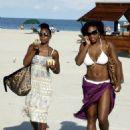 Serena Williams - Miami Bikini Candids, 11.10.2008.