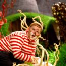 "PHILIP WIEGRATZ as Augustus Gloop in Warner Bros. Pictures' fantasy adventure ""Charlie and the Chocolate Factory,"" starring Johnny Depp. Photo by Peter Mountain"