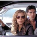 Lisa Vidal and Eduardo Verastegui in 20th Century Fox's Chasing Papi - 2003