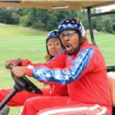 Raven-Symone´ and Martin Lawrence in COLLEGE ROAD TRIP