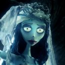 """Victoria, as voiced by HELEN BONHAM CARTER, in Warner Bros. Pictures' stop-motion animated fantasy """"Tim Burton's Corpse Bride,"""" also starring the voices of Johnny Depp and Emily Watson. Photo courtesy of Warner Bros. Pictures"""