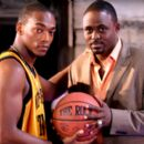 Right: Tech (Anthony Mackie) in Crossover - 2006