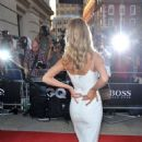 Rosie Huntington Whiteley at the 2013 GQ Men of the Year Awards held at the Royal Opera House in London, England (September 3)