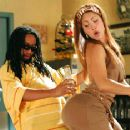 Valery Ortiz (right) in Date Movie 2006.  Directed by Jason Friedberg and Aaron Seltzer.
