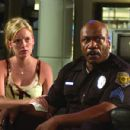 Sarah Polley and Ving Rhames in Dawn of the Dead - 2004