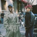 Denzel Washington and Jerry Bruckheimer
