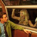 Eddie Kay Thomas and Jenny McCarthy in 'Dirty Love'