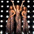 Beyonce Knowles (center) in DreamWorks Pictures' and Paramount Pictures' Dreamgirls - 2006